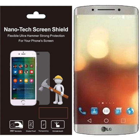 HR Wireless Clear Plastic Screen Protector LCD Film Guard Shield for LG G6