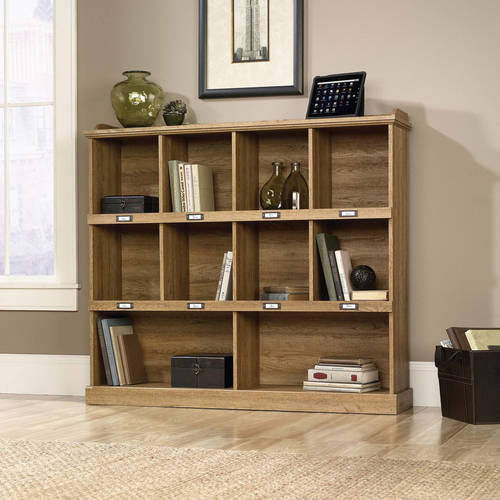 Sauder Barrister Lane Bookcase, Multiple Colors by Sauder Woodworking