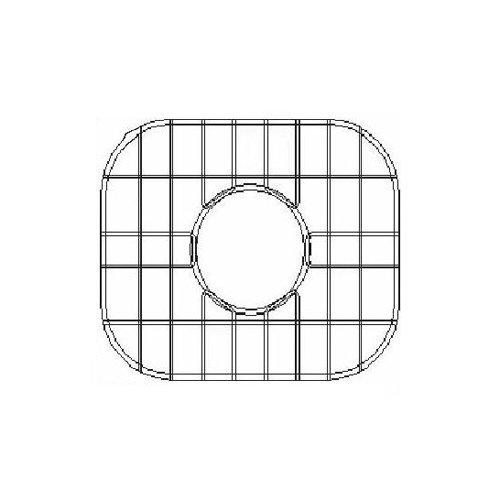 Empire Industries 16'' x 13.63'' Sink Grid for Undermount Large Left Bowl Kitchen Sink