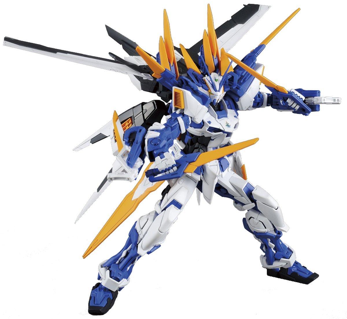 Bandai Hob MG Gundam Astray Blue Frame D Action Figure, Fast shipping,Brand STAR USA by