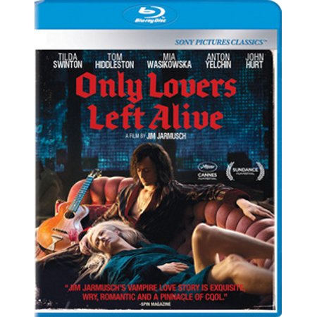 - Only Lovers Left Alive (Blu-ray)