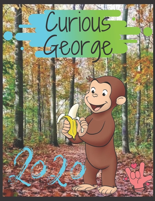 Curious George : Coloring Book For Kids And Adults With Fun, Easy, And  Relaxing (Paperback) - Walmart.com - Walmart.com