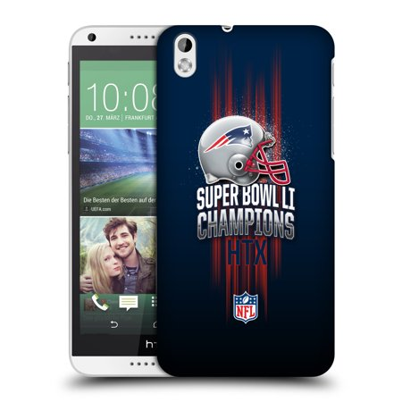 OFFICIAL NFL 2017 SUPER BOWL LI CHAMPION HARD BACK CASE FOR HTC PHONES (Htc Desire 816 Price In Bangladesh 2017)