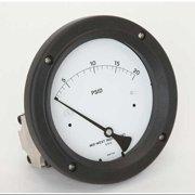 MIDWEST INSTRUMENT 142-AC-00-OO-20P Pressure Gauge,0 to 20 psi