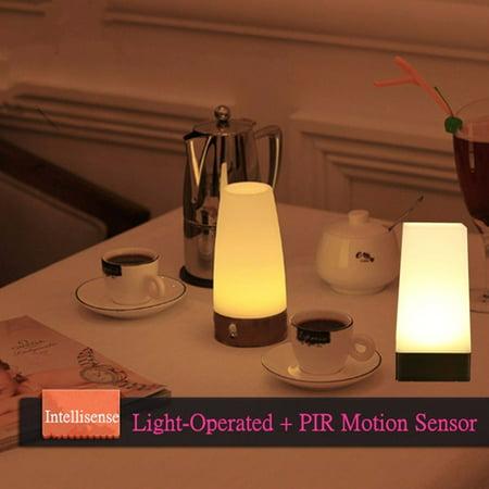 Wireless Indoor Minimalist Led Night Light Desk Table Lamp