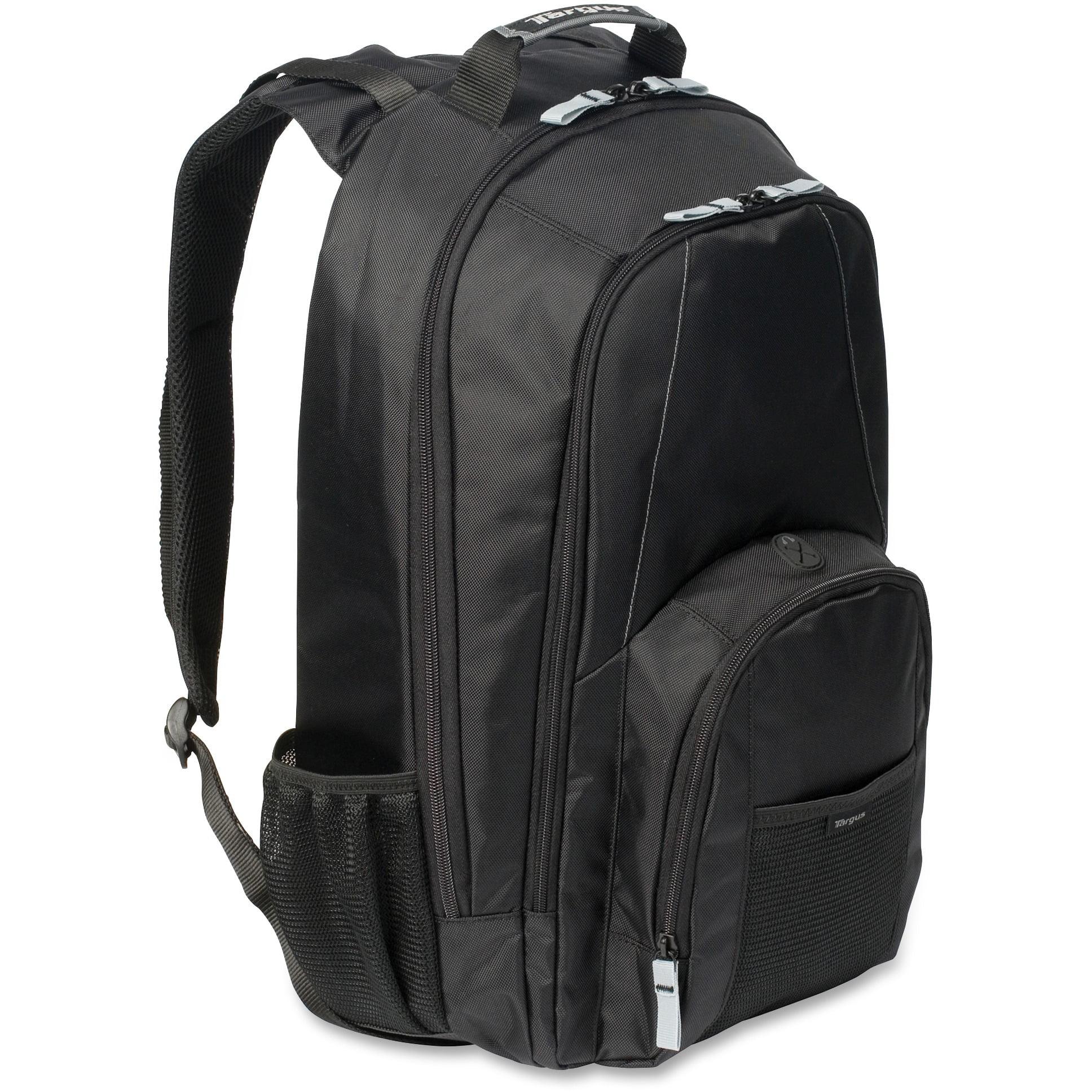 "Targus Groove CVR617 Carrying Case (Backpack) for 17"" Notebook, Pen, Bottle, Books, Accessories - Black"