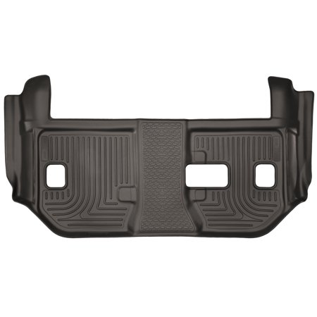Husky Liners 53290 3rd Floor Liners Fits 15-18 Escalade ESV/Suburban with 2nd Row Bench Seat - Grand Caravan 3rd Seat Floor
