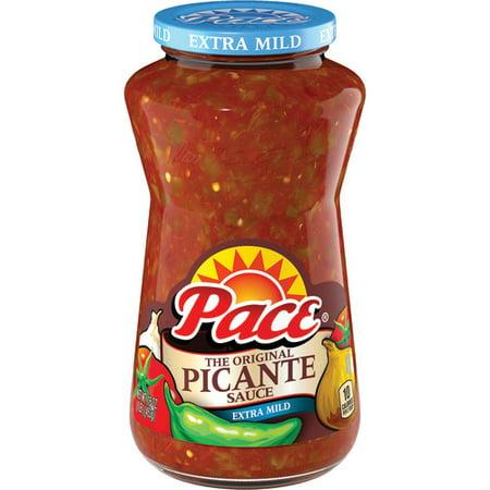 Pace Extra Mild Picante Sauce, 16 oz.