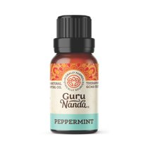 GuruNanda, 100% Pure and Natural Peppermint Oil, Aromatherapy, 15ml