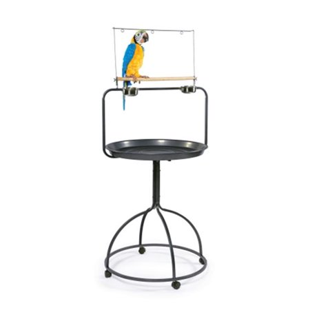 - Prevue Round Parrot Playstand