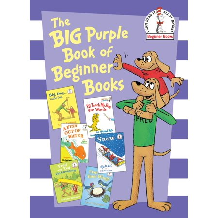 The Big Purple Book of Beginner Books (Hardcover) (Best Beginner Surfboard For Big Guys)