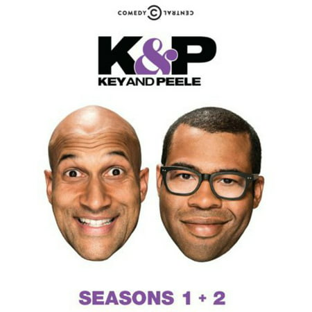 Key and Peele: Seasons One and Two (DVD) (Best Key And Peele Sketches)