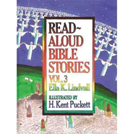 Read Aloud Bible Stories Volume 3 - Children's Books Read Aloud Halloween