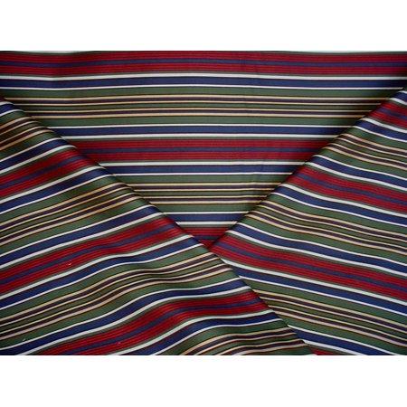 Southwest Gemstone - Circa 1801 / Valdese Weavers Talina - Southwest Jewel Toned Stripe Designer Upholstery Drapery Fabric - By the Yard