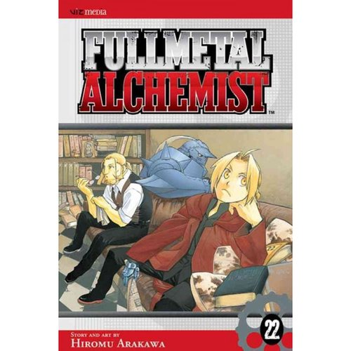 Fullmetal Alchemist 22