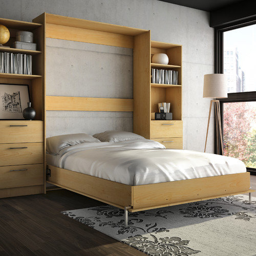 Cyme Tech Inc. Stellar Home Furniture Queen Wall Bed