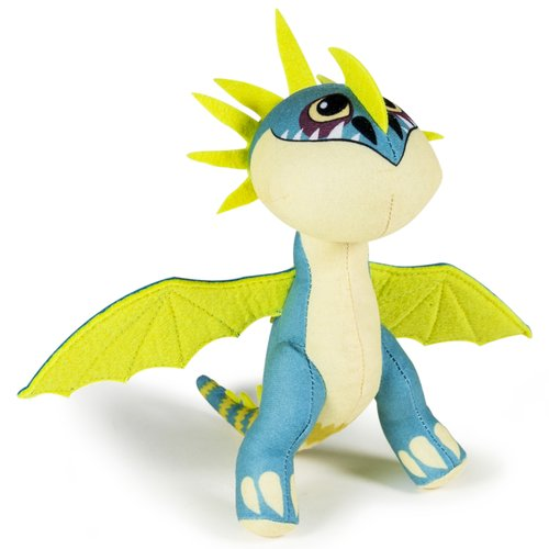 "DreamWorks Dragons Action Dragon 8"" Plush, Deadly Nadder"