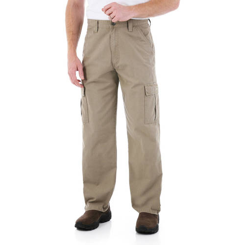 Wrangler - Men's Rip-Stop Cargo Pants