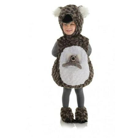 Belly Dancer Costumes For Kids (Belly Babies Koala Plush Child Toddler)