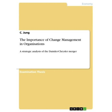The Importance of Change Management in Organisations -
