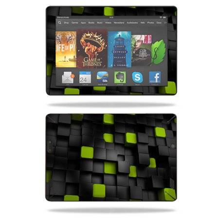 "Skin Decal Wrap for Amazon Kindle Fire HD 7"" Tablet (2013) Biohazard"