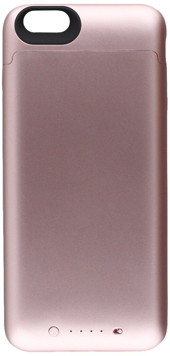 mophie juice pack battery pack case for iphone 6 plus 6s plus rose