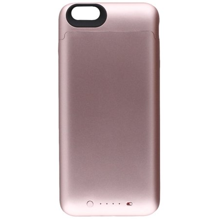 Mophie Juice Pack Battery Pack Case for iPhone 6 Plus/6S Plus - Rose Gold - 3398_JP-IP6P-RGLD (Iphone 6 Cases Canada)