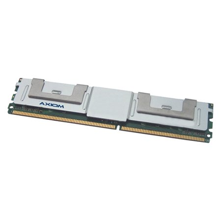 Axion AXG17991267/2 Axiom 4GB FBDIMM Kit (2 x 2GB) TAA Compliant - 4 GB (2 x 2 GB) - DDR2 SDRAM - 667 MHz DDR2-667/PC2-5300 - ECC - Fully Buffered - 240-pin - DIMM