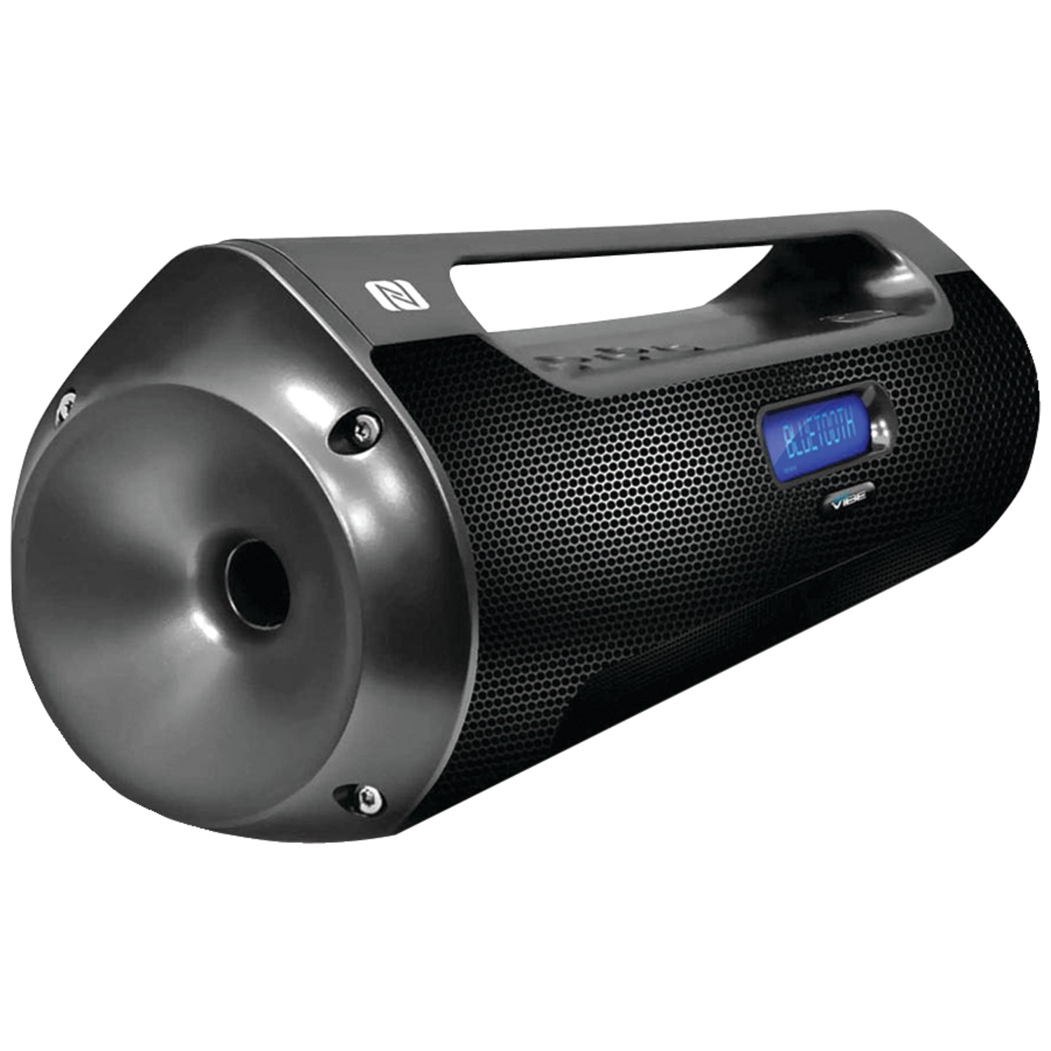 Pyle Pro PBMSPG50 Street Vibe Portable Bluetooth Boombox Speaker System with NFC by Pyle