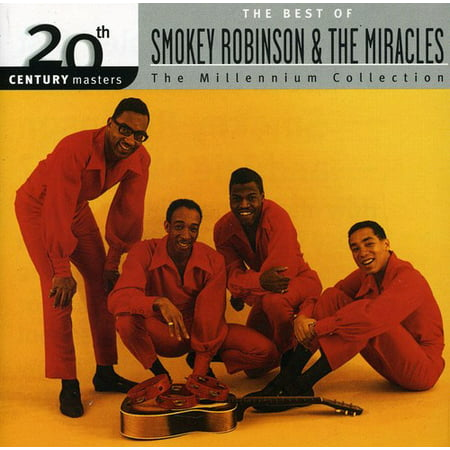 Smokey Robinson - 20th Century Masters - CD