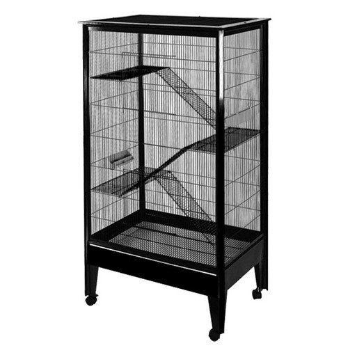 A&E Cage Co. Large 4-Level Small Animal Cage