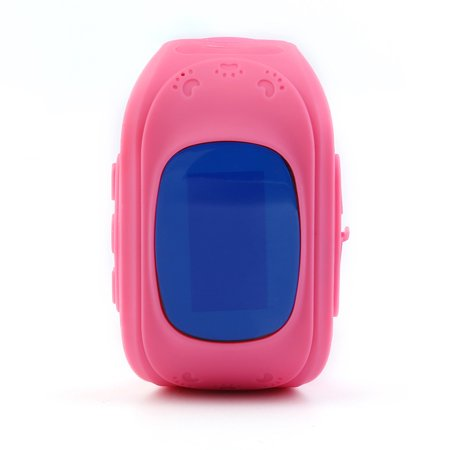 Kids Smartwatch with GPS, Q50 Waterproof High Definition Voice Call Watchband SOS Positioning Smart Phone Watch for Children,Compatible with iPhone