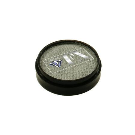 Diamond FX Metallic Face Paint Refill - Silver (10 gm)