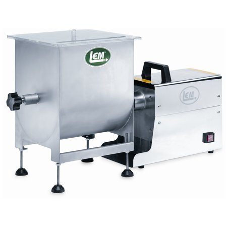LEM 734A 50 lb. Manual or Motorized Meat Mixer