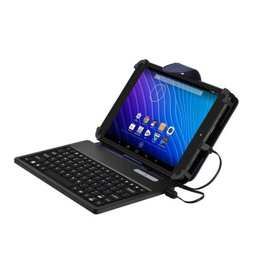 Refurbished Double Power DP7856-BLUE 16GB Tablet with Keyboard