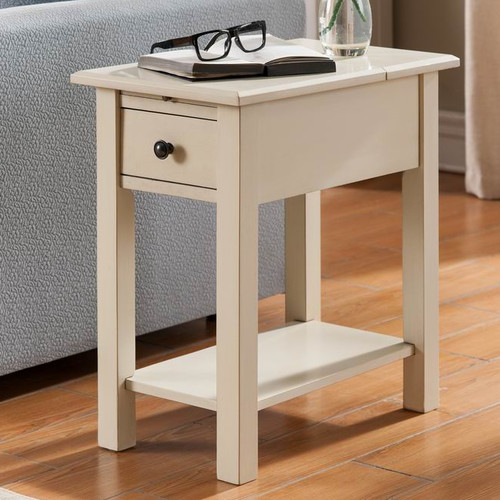 charging end table. this button opens a dialog that displays additional images for product with the option to zoom in or out. charging end table b