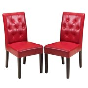 Braxton Red Dining Chair - Set of 2