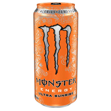 Monster Energy Drink Ultra Sunrise   4 Pk  16 0 Fl Oz