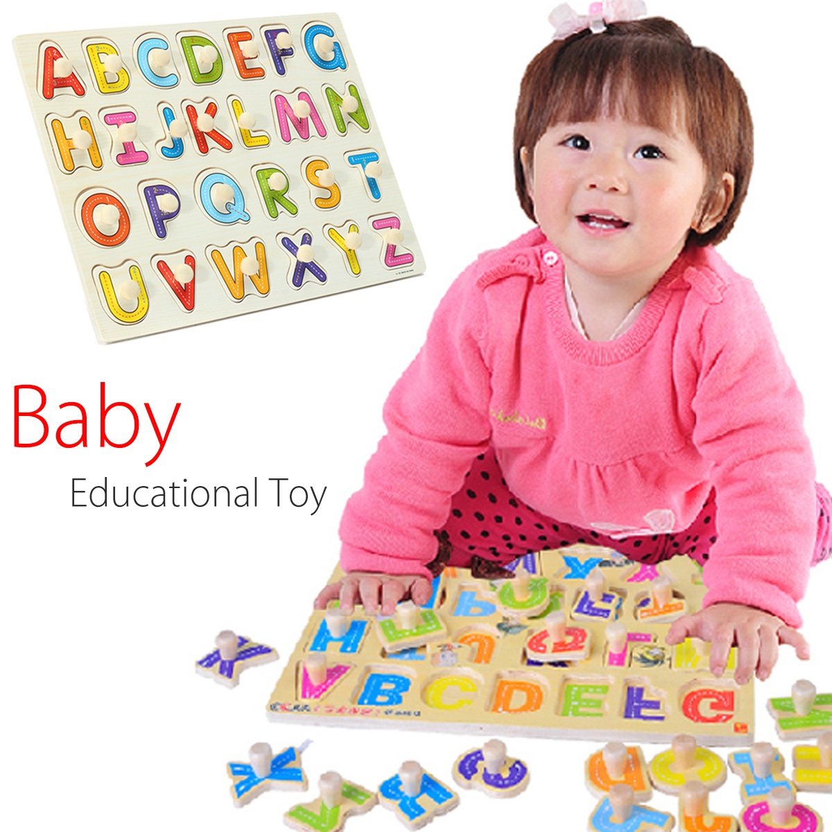 $8.85 (reg $20) Alphabet ABC W...