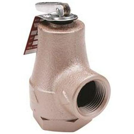 Water Pressure Relief Valve, 30 Psi