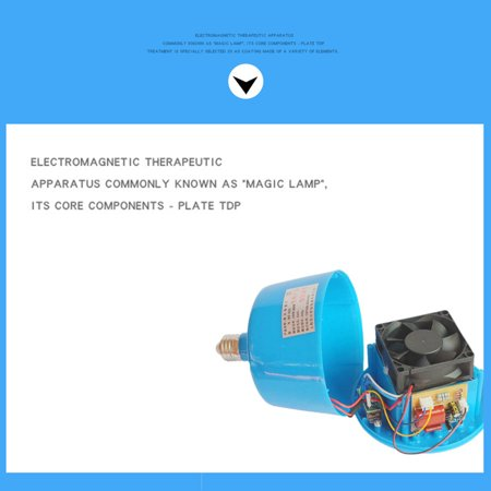 Farm Heater Animal Raise Livestock Warm Light Pets Heat Warm E27 Lamp Keep Warming Bulb Controller for Incubator Adjustable Temperature Preservation Light - image 7 de 7