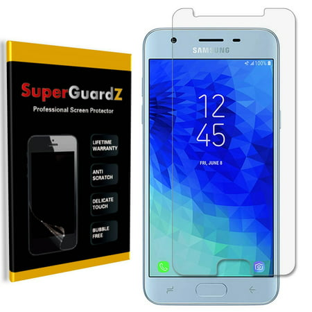 [4-Pack] For Samsung Galaxy J3V (3rd Gen, 2018) - SuperGuardZ Ultra Clear Screen Protector, Anti-Scratch, Anti-Bubble - Halloween Party Ideas For 3rd Grade Class
