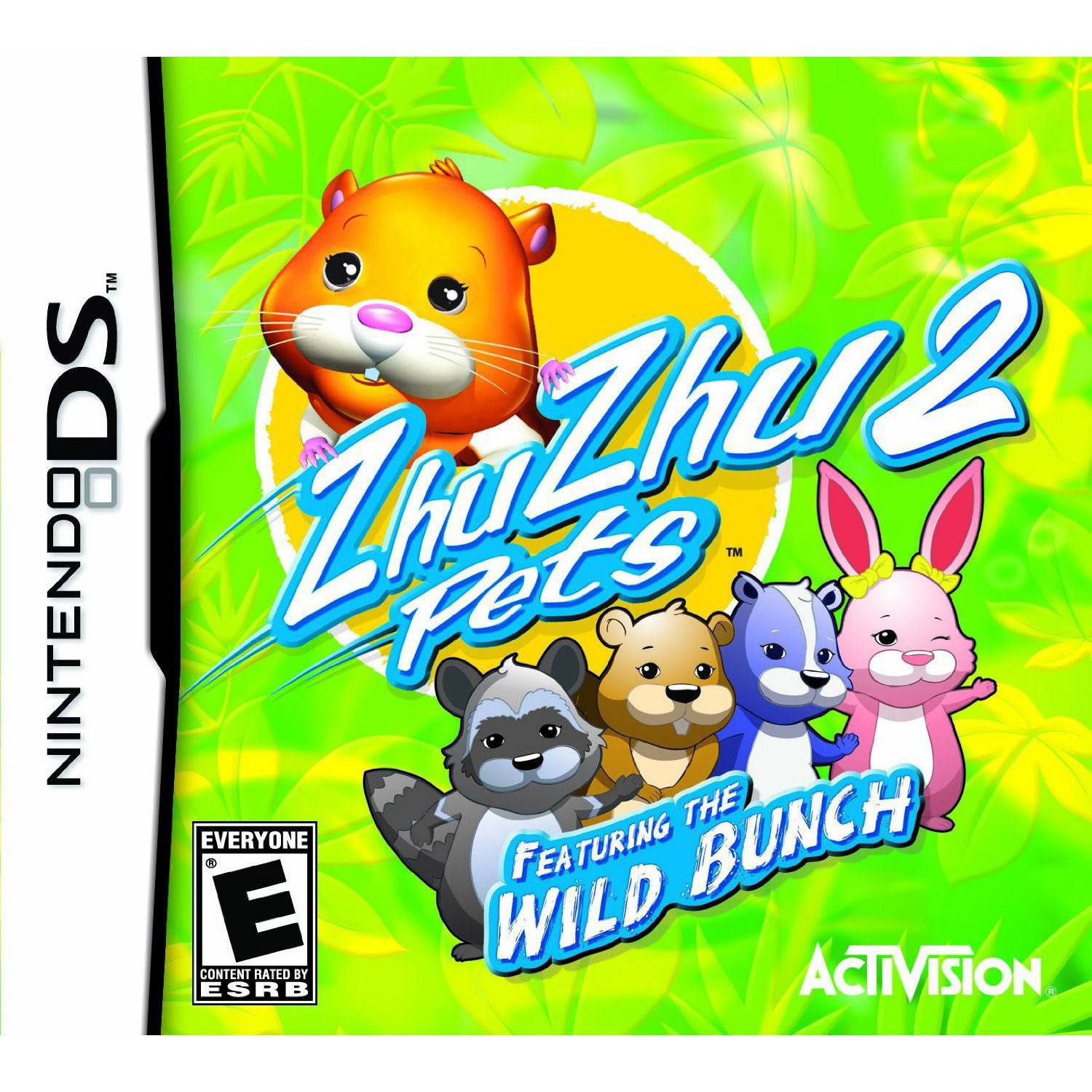 Zhu Zhu Pets: Wild Bunch (DS) - Pre-Owned - Game Only
