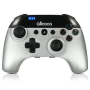 Wireless Game Controller for Nintendo Switch, Wireless Pro Controller Ergonomic Design Gamepad Gaming Joypad Joystick with USB Charging Cable
