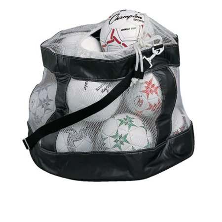 Champion Sports Soccer Ball Bag, Deluxe