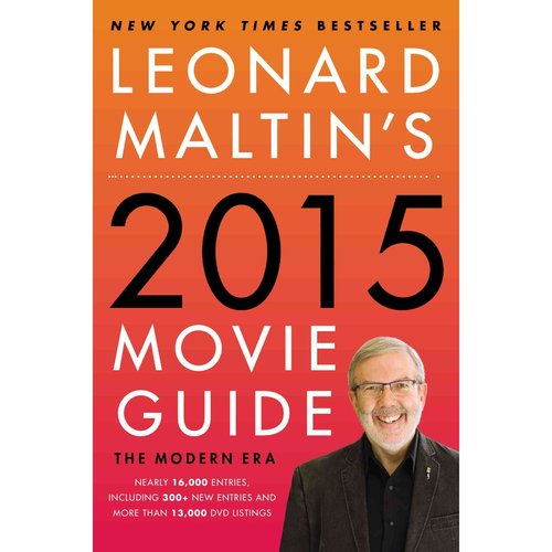 Leonard Maltin's Movie Guide 2015: The Modern Era