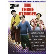 The Three Stooges by ECHO BRIDGE ENTERTAINMENT