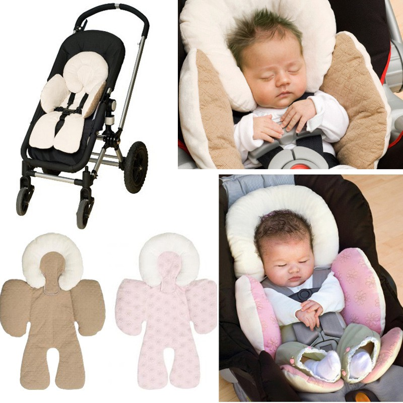 Stylish U Style Toy Pillows For Baby Kids Travel Car Seat Neck Rest Soft Cotton
