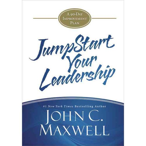 Jumpstart Your Leadership: A 90-Day Improvement Plan