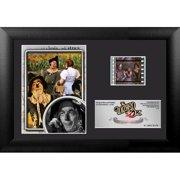 Trend Setters Wizard of Oz 75th Anniversary (Scarecrow) Mini FilmCell Presentation Framed Memorabilia